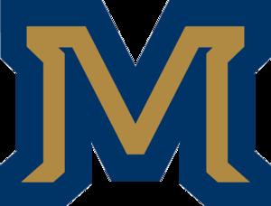 Montana State Bobcats football - Image: Montana State Bobcats M Logo
