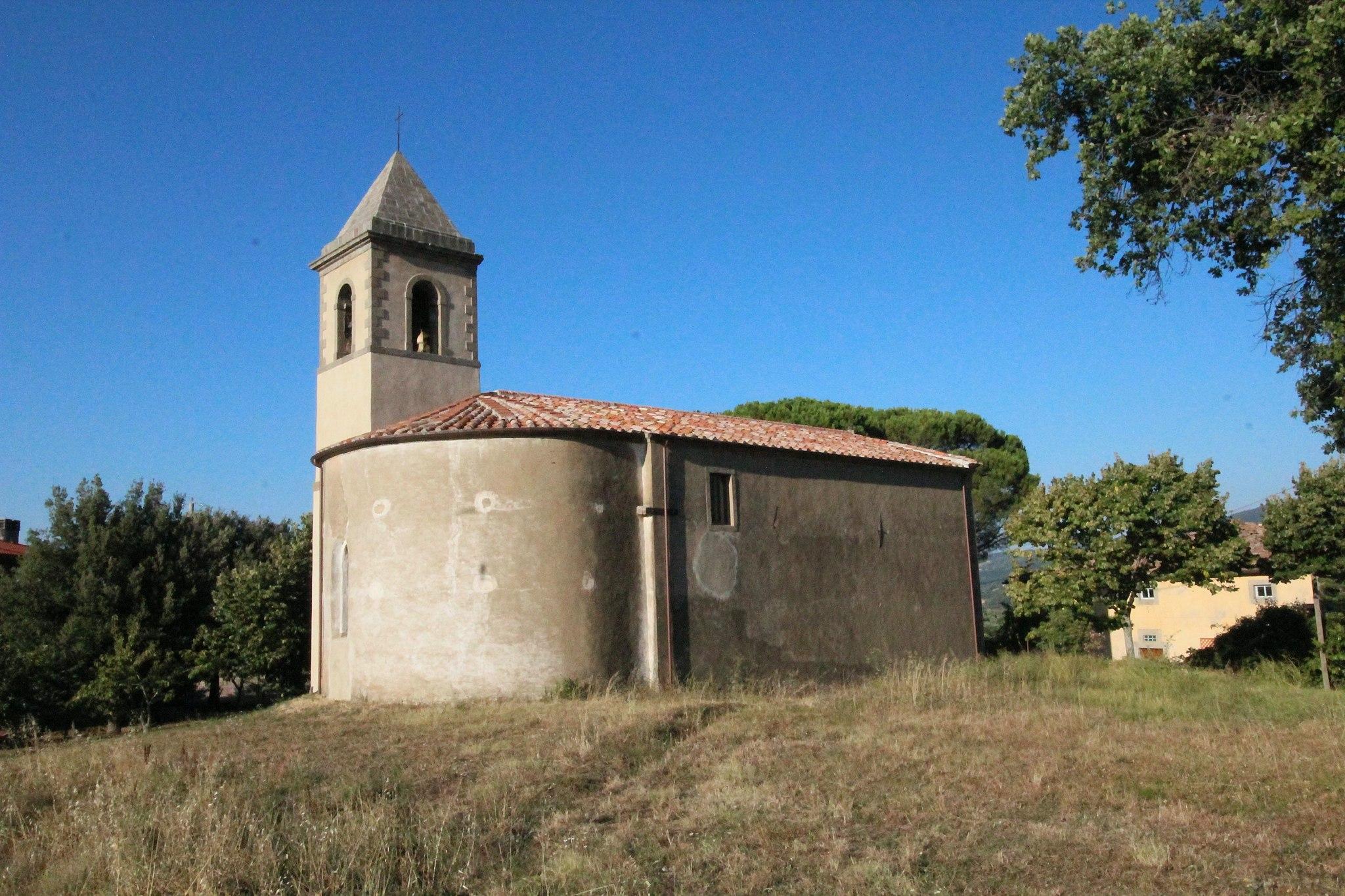 Montegiovi, Madonna degli Schiavi