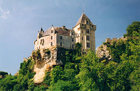 Image illustrative de l'article Château de Montfort (Dordogne)