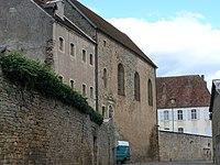 Montigny lès Vesoul abbaye.JPG