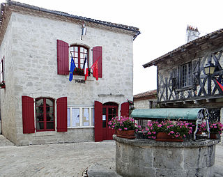 Montjoi, Tarn-et-Garonne Commune in Occitanie, France