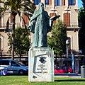Monumento a Ramón Llull, 1966. Paseo de Sagrera, Palma de Mallorca. - panoramio.jpg