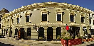 building in Fremantle, Western Australia