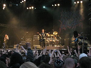 Morbid Angel - Morbid Angel in 2008