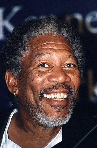 Morgan Freeman - Freeman in 1998