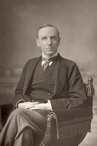 John Morley - Lord Morley of Blackburn