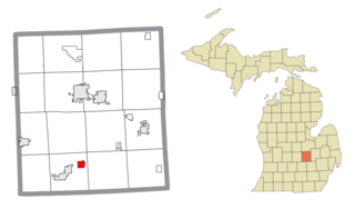 Morrice, Michigan Village in Michigan, United States
