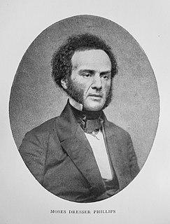 Moses Dresser Phillips