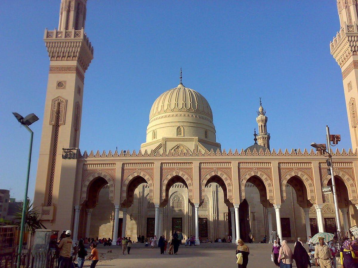 Ahmad al-Badawi - Wikipedia