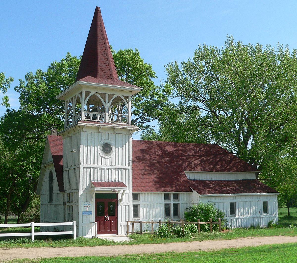 Church Of Our Most Merciful Saviour (Santee, Nebraska