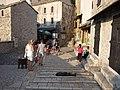 Mostar - schody Starego Mostu - panoramio.jpg