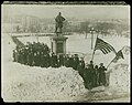 Mother Jones and 600 miners marching to the State Capitol at Denver, Colorado (NBY 1483).jpg