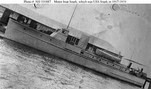 Motorboat Snark at time of completion.jpg