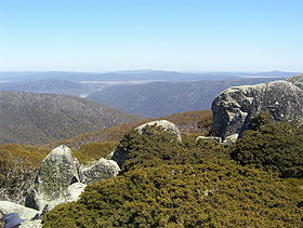 Image illustrative de l'article Parc national de Namadgi