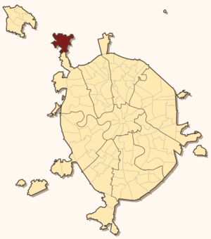 Molzhaninovsky District - Image: Msk sao molzhaninovsky
