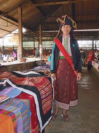 Muang Sing - Image: Muang Sing Market 3 tango 7174