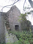 Remains of Manor House at Priory Farm