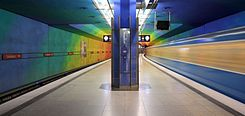 Munich subway station Candidplatz.JPG