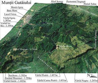 Gutin Mountains