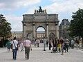 Musée du Louvre - Arc de Triomphe du Carrousel.jpg
