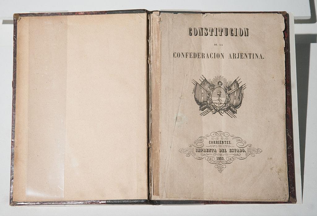 Día de la Constitución Nacional Argentina