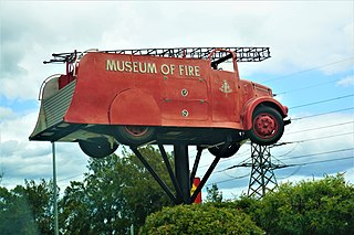 Penrith Museum of Fire Firefighting museums in New South Wales, Australia