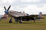 Mustang P-51D Fragile but Agile 2 (5926834177).jpg