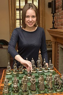 Mariya Muzychuk Ukrainian chess player