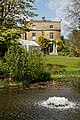 Myddelton House garden, Enfield, London ~ lakeside looking north 04.jpg