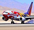 "N214WN Southwest Airlines 1985 Boeing 737-7H4 (cn 32486-1721) ""Maryland One"" (5872590946).jpg"