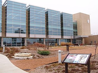 Organization of the National Park Service - Midwest Regional Office Building