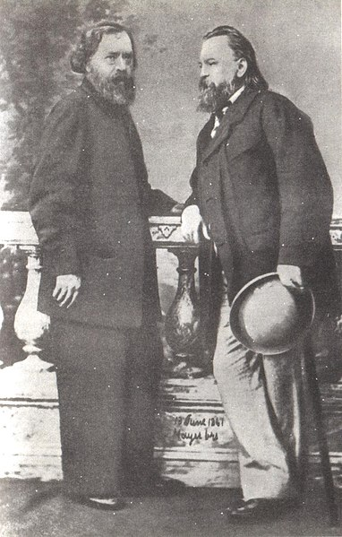 File:NP Ogarev and AI Herzen 1861.jpg