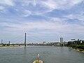NRW, Düsseldorf - Rheinkniebrücke 03.jpg