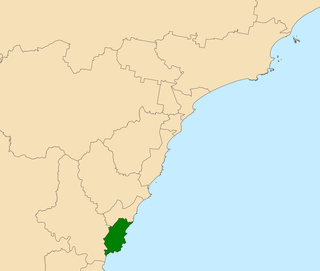 Electoral district of Terrigal