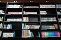 NTCL Pingxi Branch bookshelves for comic books 20190914.jpg