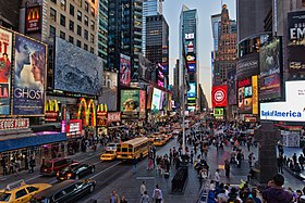 Image illustrative de l'article Times Square