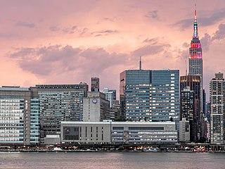 NYU Langone Health Hospital in New York, United States