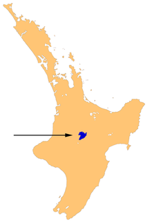 Lake Taupo - Wikipedia, the free encyclopedia