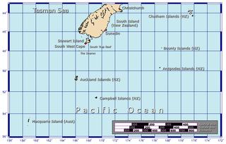 Antipodes Subantarctic Islands tundra