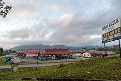 Hình nền trời của Huyện Nabawan