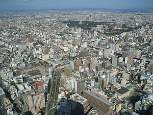Nagoya view