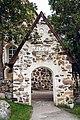 Nagu kyrka porten stigluckan 03.jpg