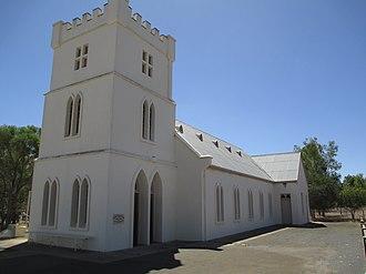 Nain, South Australia - Nain Lutheran Church in 2015