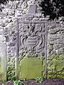 Namur Malonne mediaeval gravestone 01.JPG