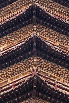 Sanying Pagoda