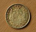 Napoleon Königreich Italien 40 Lire Revers.JPG