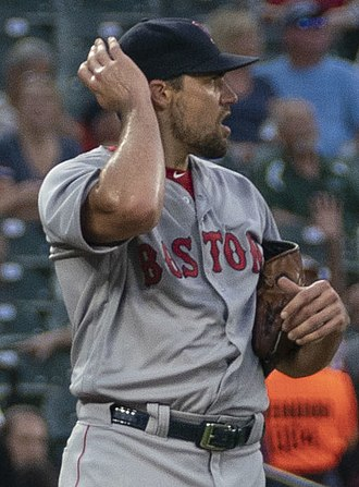 2018 American League Division Series - Boston starter Nathan Eovaldi got the win in Game 3.