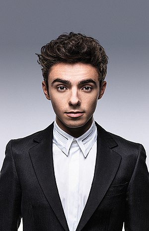 Nathan Sykes - Sykes in 2016