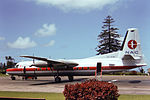 National Airways Corporation Fokker F-27-500 at Townsville Airport.jpg