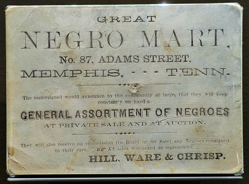 "National Museum of African American History and Culture - Joy of Museums - ""Great Negro Mart"""